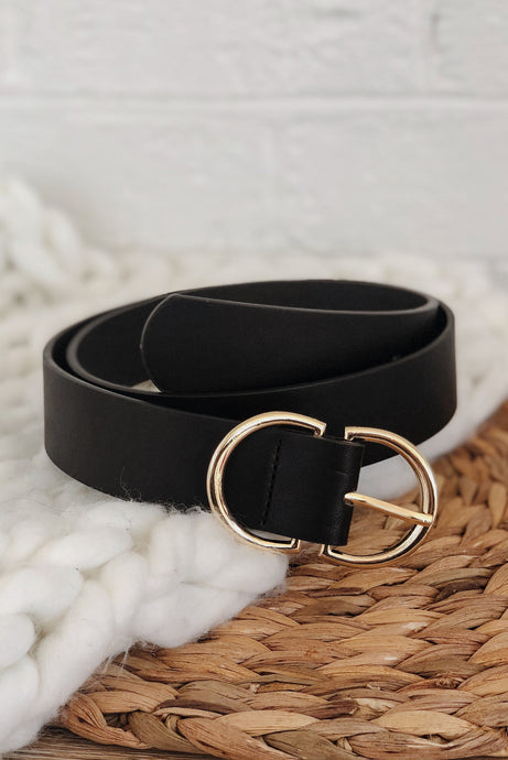 Everyday Faux Leather Belt