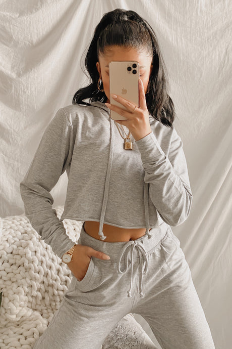 Work From Home Jogger Set