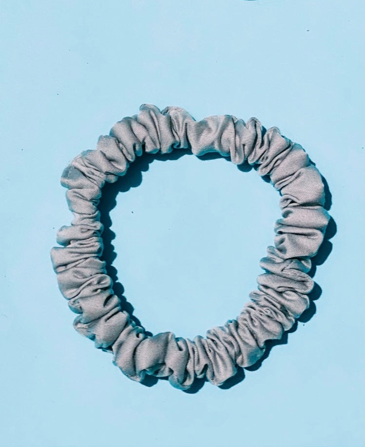 Hair Tie Single – Silver