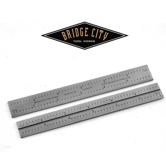Replacement Blade for Bridge City Tool Works CS-6 Combination Square from Canadian Distributor Northwest Passage Tools