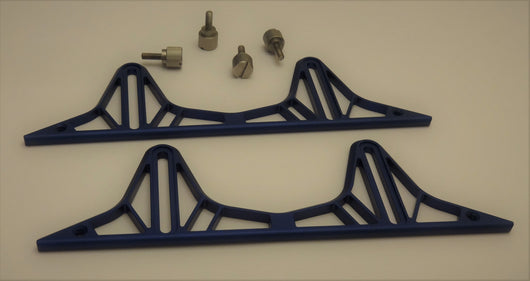 Depth skids for Veritas custom bench planes available from Northwest Passage Tools