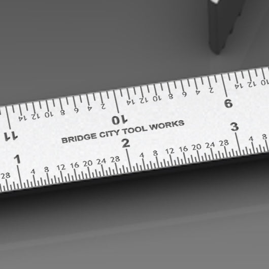 Replacement Blade for Bridge City Tool Works CS-18 Square from Canadian Distributor Northwest Passage Tools