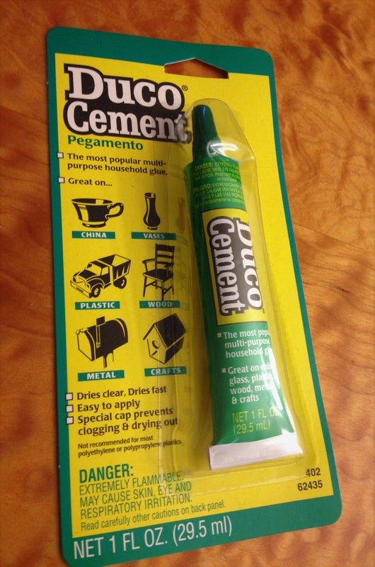 Devcon Duco Cement from Canadian Distributor Northwest Passage Tools