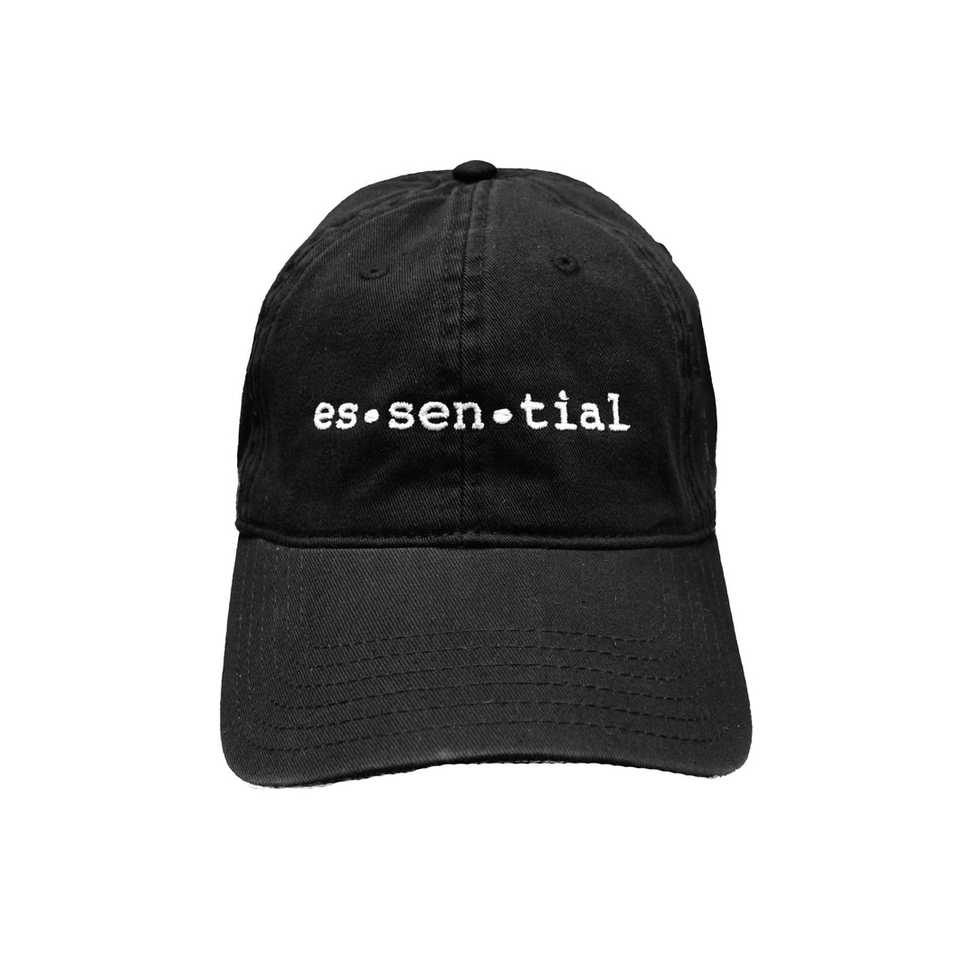 Essentials Hat Black