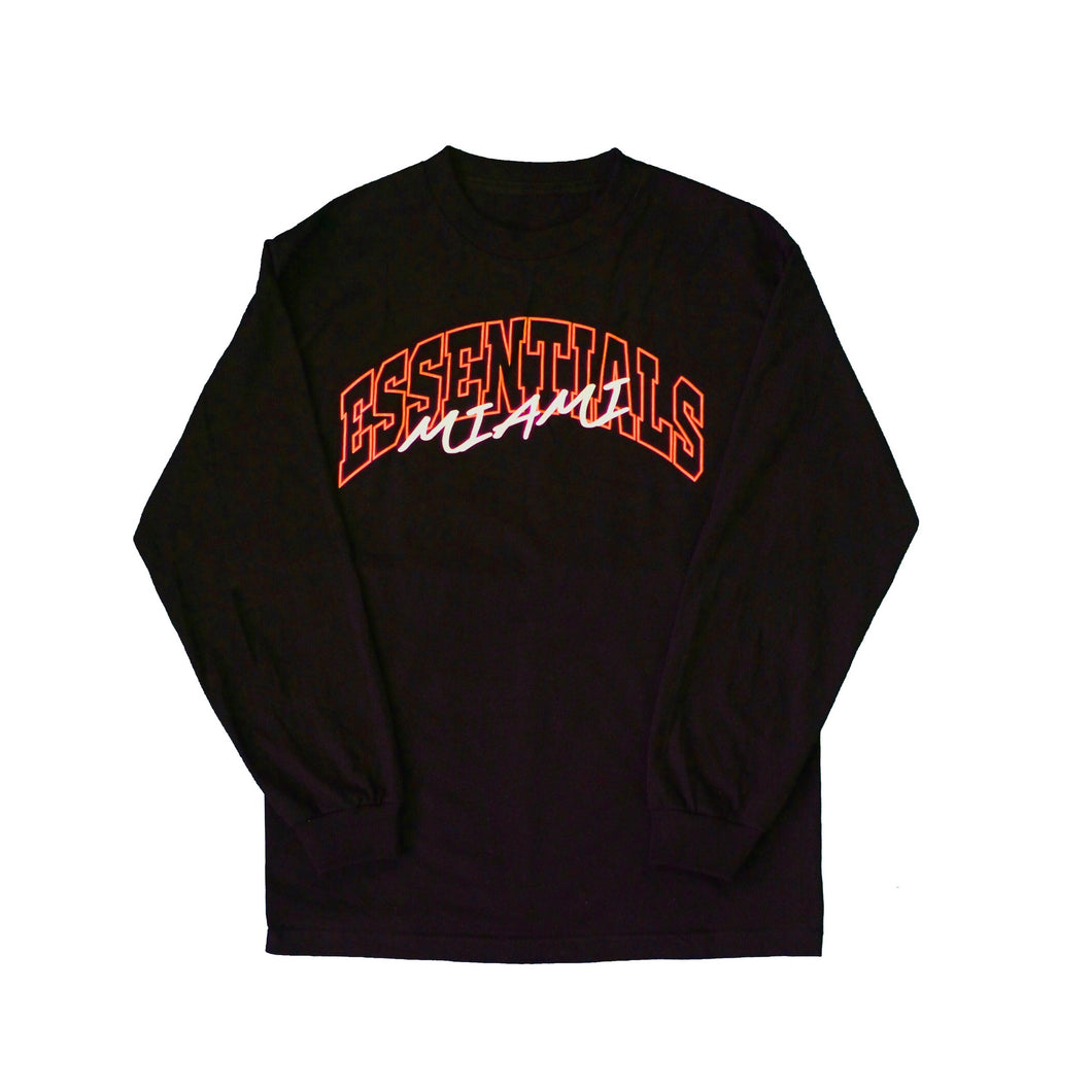 Collegiate Long Sleeve