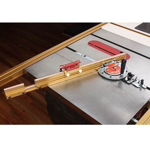 Incra MITER3000SE Miter Gauge with 27-Inch-49-Inch Telescoping Fence & Flip Shop Stop
