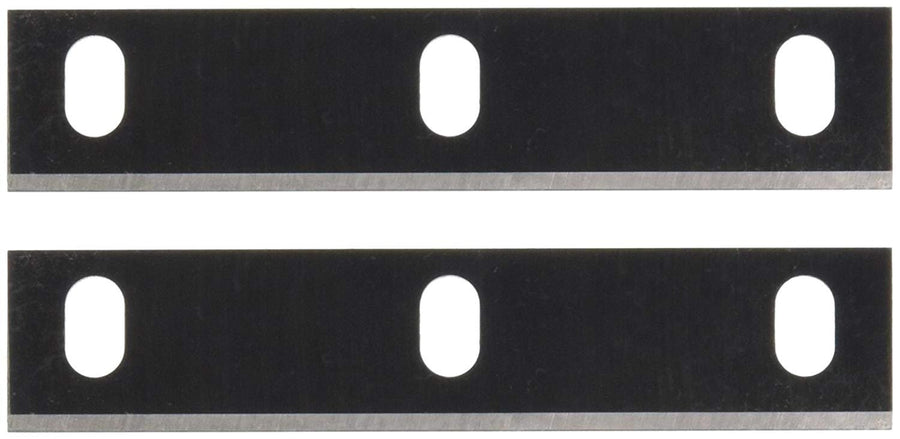 Grizzly H3874 4-Inch by 1-Inch by 1/8-Inch HSS Jointer Knives, Set of 2