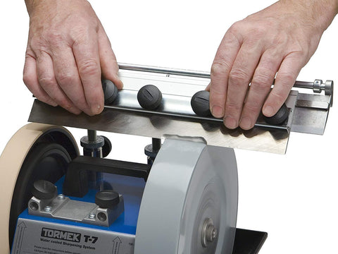 Planer Blade Sharpener Tormek SVH-320. The Planer/Jointer Blade Sharpening Jig That Precisely Sharpens Virtually Any Length Blade