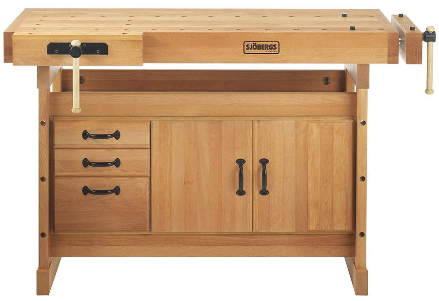 Sjobergs Scandi Plus 1425 with SM03 Storage Cabinet