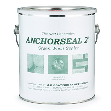 Green Wood Sealer - Gallon