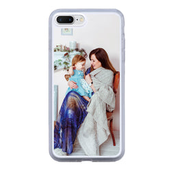 Personalised Clear-Edge Phone Case (iPhone 7 Plus)