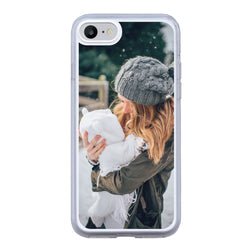 Personalised Clear-Edge Phone Case (iPhone 7)