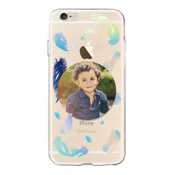 Personalised Clear Phone Case (iPhone 6 Plus/6s Plus)