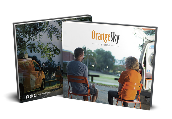 Orange Sky Stories Book