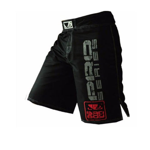 Bad Boy Pro Series Jiu Jitsu Shorts - Black