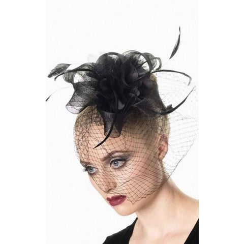 ARABELLA HAIR CLIP FASCINATOR
