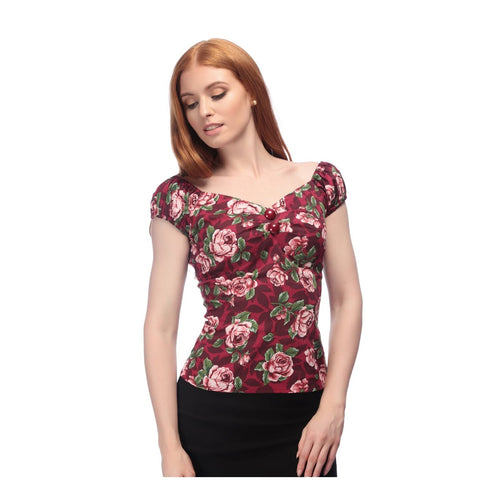 Dolores Bloom Top - XS Last One!