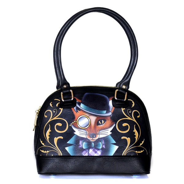 Felix The Dapper Fox Handbag