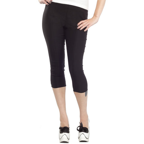 SUGAR PIE CAPRIS BLK