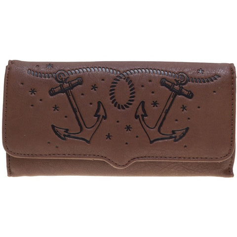 TRIUMPH WALLET ANCHORS