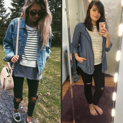 Outfit Of The Day! ft. Pinterest Find