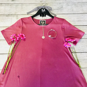 Simple T-Shirt Dress
