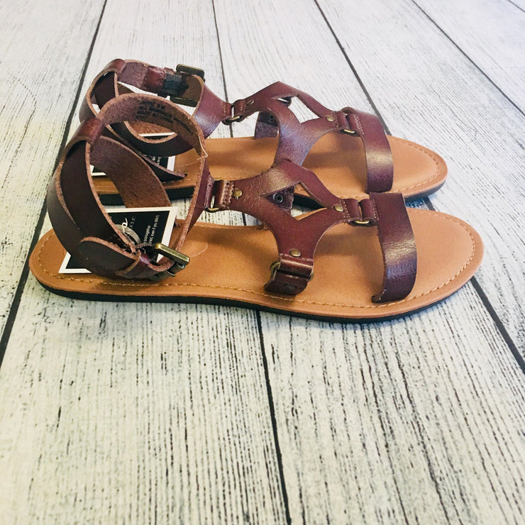 Whiskey Cut Out Sandals