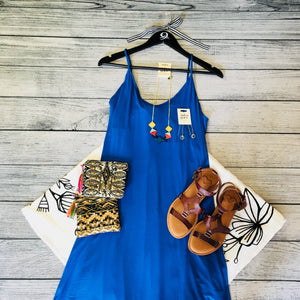 Flowy High Low Dress
