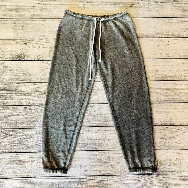 Jogger Burnout Fleece