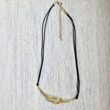 Love Me Knot Necklace