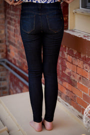 Dark Wash Jegging