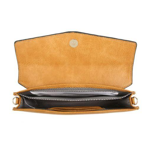 Light Stone Envelope Crossbody