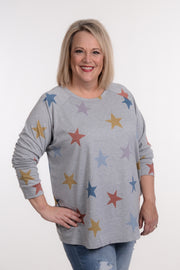 Colored Stars Top S-2X-entro-9Lilas