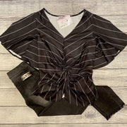 Black Front Twist Top-Top-Mooi Nu Collection-XS-9Lilas