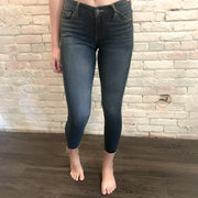 Released Hem Skinny Crop