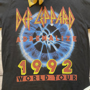 Def Leppard Adrenalize Tee-tee-Rock N Roll Wholesale-Small-9Lilas