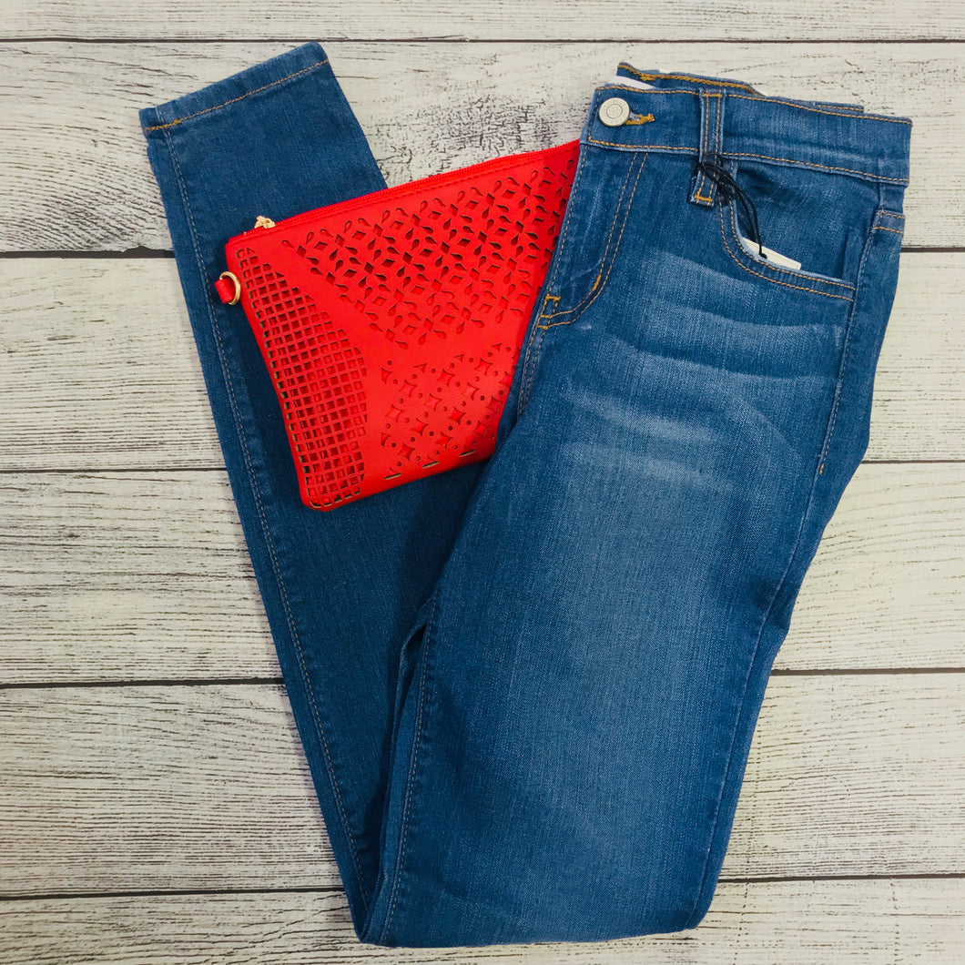 Medium Denim Skinny
