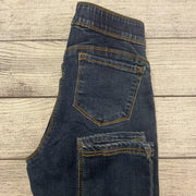 Classic Dark Pull On Denim-Jegging-Coco + Carmen-Small-9Lilas