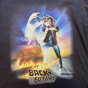 Back to the Future Tee-tee-Rock N Roll Wholesale-Small-9Lilas