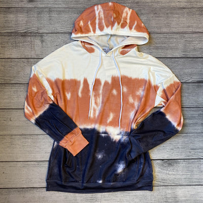 Stripe Tie Dye Hoodie-hoodie-Mooi Nu Collection-Small-9Lilas