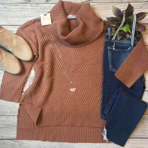 Spice Gatsby Sweater