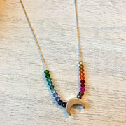 Rainbow Crescent Set
