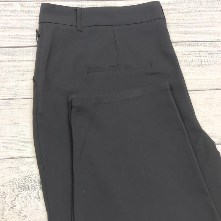 Black Ankle Trouser