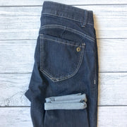 Democracy Skimmer Dark Denim Curvy