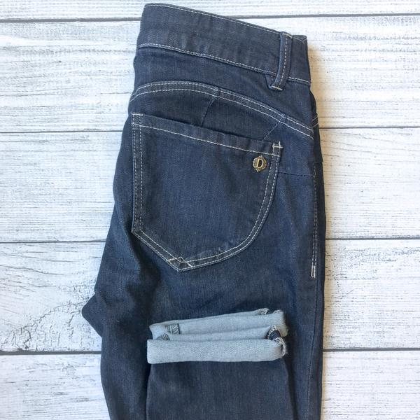 Democracy Skimmer Dark Denim