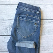 Democracy Skimmer Light Denim Reg