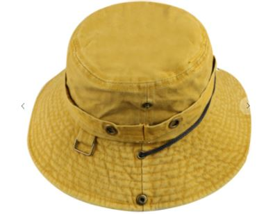 Fishing Style Bucket Hat