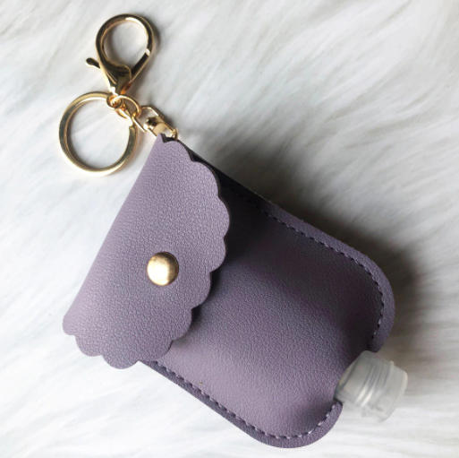 Scalloped Hand Sanitizer Caddy