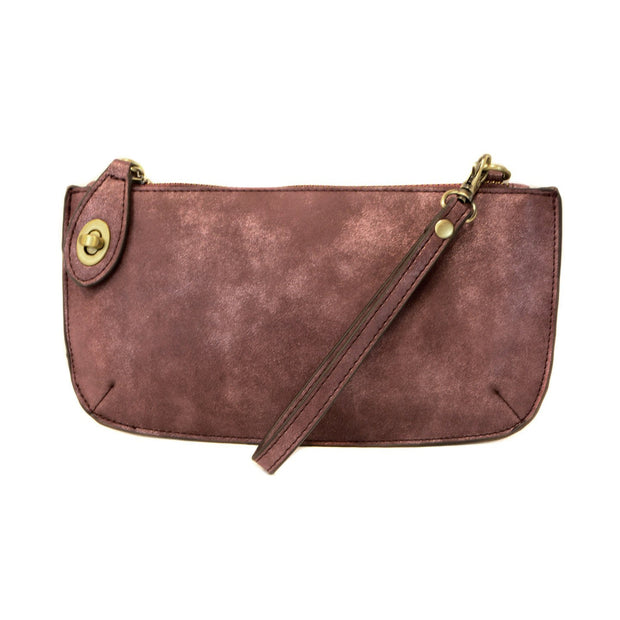Lux Cross Body Wristlet