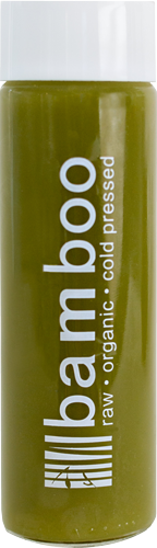 Cilantro Celery, Raw, Organic, Cold Pressed Juice by Bamboo Juices